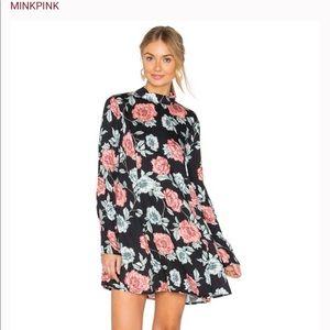 NWT MinkPink Garden of Eden Tunic Dress